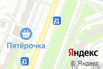 Схема проезда до компании Центропечать в Москве