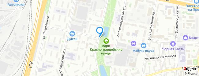 Красногвардейский бульвар