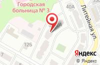 Схема проезда до компании Жемчужина в Подольске