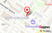 Схема проезда до компании Адвокатский кабинет №94 Русакова-Яковлева Т.А в Подольске