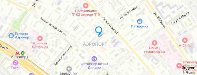 Старый Зыковский проезд