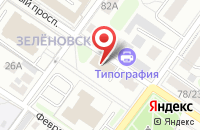Схема проезда до компании Прокуратура г. Подольска в Подольске