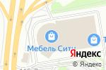 Схема проезда до компании Мир Сосны в Москве