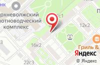 Схема проезда до компании Агентство Джем в Москве