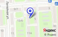 Схема проезда до компании МЕБЕЛЬНЫЙ МАГАЗИН ИНТЕРЬЕРНЫЙ САЛОН в Подольске