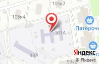 Схема проезда до компании ДЕТСКИЙ САД № 1486 в Дмитрове