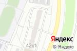 Схема проезда до компании Окна и Двери в Москве