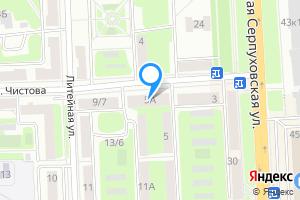 Снять комнату в Подольске Московская область, улица Чистова, 5А