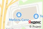 Схема проезда до компании УютКухни в Москве
