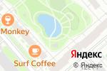 Схема проезда до компании Ваш питомец в Москве