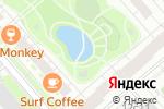 Схема проезда до компании Atlax в Москве