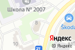 Схема проезда до компании Москитные сетки Улица Горчакова в Москве