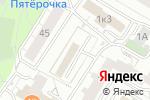 Схема проезда до компании СИВС в Москве