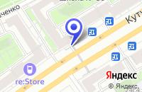 Схема проезда до компании ЛИЗИНГОВАЯ КОМПАНИЯ РМБ-ЛИЗИНГ в Москве