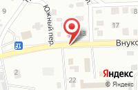 Схема проезда до компании Альпиндустрия-С в Дмитрове