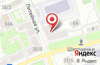 Схема проезда до компании Детская библиотека №11 в Подольске