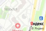 Схема проезда до компании Автостоянка на Дмитровском шоссе в Москве