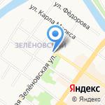 ЮРИДИКА на карте Подольска