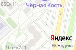 Схема проезда до компании Елань в Москве