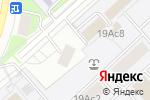 Схема проезда до компании Компания по продаже запчастей для детских колясок в Москве