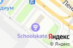Схема проезда до компании AVATOS в Москве