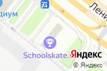 Схема проезда до компании ПромптИнвестКапитал в Москве