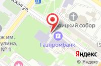 Схема проезда до компании ЭдельвейС в Подольске