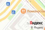 Схема проезда до компании Тандем в Москве