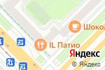 Схема проезда до компании АКБ РФА в Москве