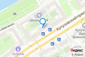 Комната в Москве м. Деловой центр, Кутузовский проспект, 24