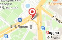 Схема проезда до компании Отдых в Подольске