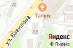 Схема проезда до компании АндиГрупп в Москве