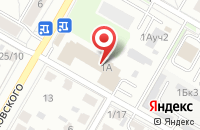 Схема проезда до компании Комбинат коммунальных предприятий, МУП в Подольске