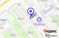 Схема проезда до компании ФИГУРА АРХИТЕКТУРНАЯ МАСТЕРСКАЯ в Москве