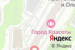 Схема проезда до компании Мини в Москве