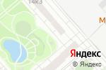 Схема проезда до компании Пункт технического осмотра в Москве