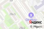 Схема проезда до компании KotaOsta в Москве