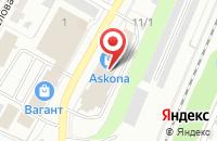 Схема проезда до компании РИМИ в Подольске
