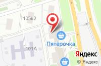 Схема проезда до компании Рнв-Нефтегаз в Москве