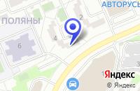 Схема проезда до компании ПТК АКОПЯН Р.П. в Москве