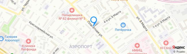 Планетная улица
