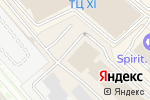 Схема проезда до компании Атвинта в Москве