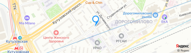 Студенческая улица