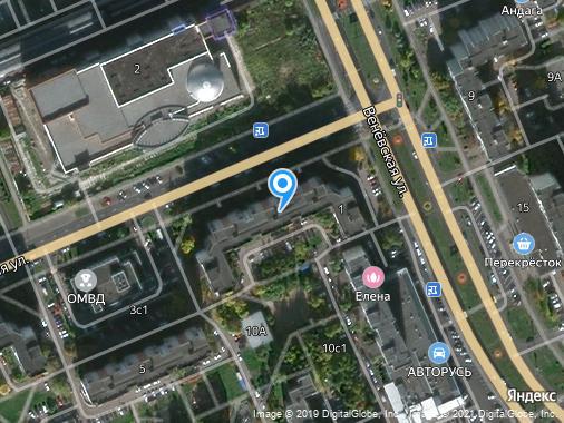 Сдается 4-комнатная квартира, 100 м², Москва, улица Южнобутовская, 1