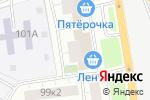 Схема проезда до компании Стройсфера в Москве