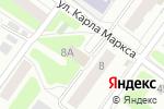 Схема проезда до компании Джустус в Подольске