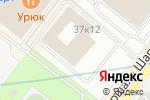 Схема проезда до компании Сикварули в Москве