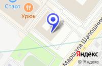 Схема проезда до компании ДЕПАРТАМЕНТ ПО МАРКЕТИНГУ в Москве