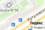 Схема проезда до компании Баку в Москве