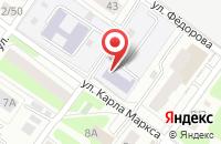 Схема проезда до компании Детский сад №36 в Подольске